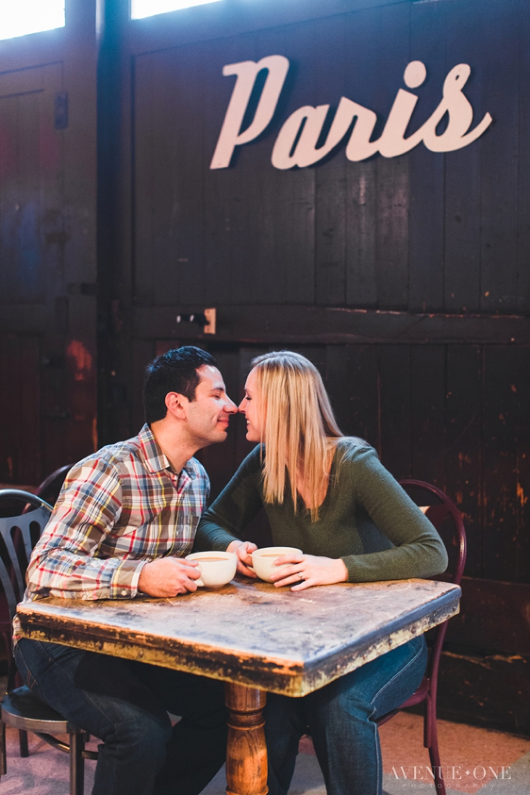 Downtown-Denver-Coffee-Shop-engagement-shoot