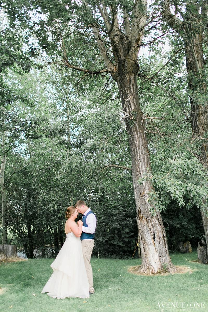Rockin Tj Ranch Wedding Bozeman Mt Shelby Logan