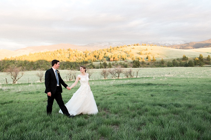 Helena, MT Wedding | Ann & Zach